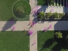 Pedestrian Detection in Aerial Images Using RetinaNet