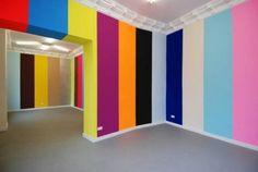 Wallpaintings by Jan van der Ploeg