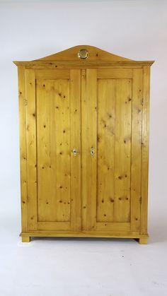 Marvelous Antiker Kleiderschrank Kirsche ca Antique Wardrobe restored s Antike M bel Antique Furniture Pinterest Antique wardrobe and Wooden