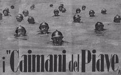 Arditi sul Piave - Caimani 2