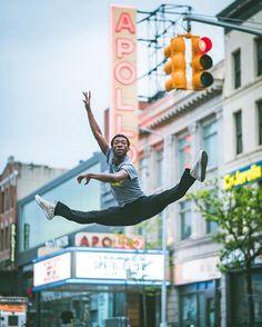 Apollo dancer