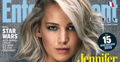Jennifer Lawrence, EW Entertainer of the Year ~ E! Online