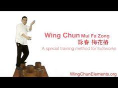 Wing Chun Mui Fa Zong (詠春梅花樁) - YouTube