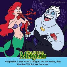 If Disney Movies Were Faithful To Their Fairy Tale Source Material - Neatorama
