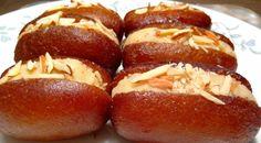 Gulab Jamun Sandwich
