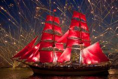 """djferreira224: """" Scarlet Sails """""""