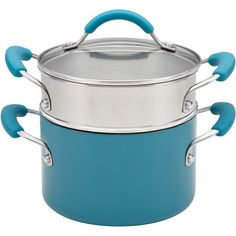 KitchenAid Non-Stick Saucepot with Strainer....I need this