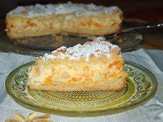 Streuselkuchen mit Mandarinen und Schmand 1