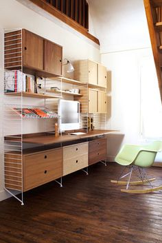 office(Mix Wood Office)