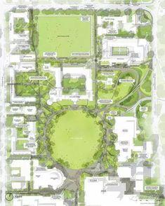 彩平就是要拒绝平庸,美成一道闪电~ #landscapearchitecturepark