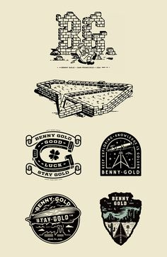 Benny Gold on Behance