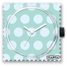 Baby Dot STAMPS face. #watches #STAMPS