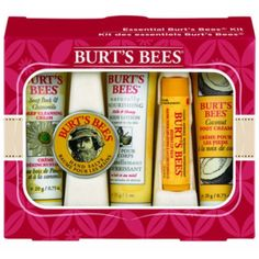 Win 1 of 3 Burts Bees Essential kits {US} (03/10/2017)... sweepstakes IFTTT reddit giveaways freebies contests