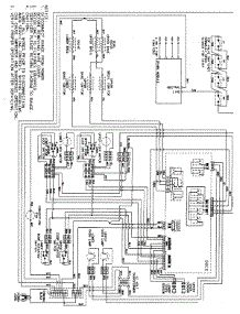 08-Wiring Information (lower) parts for Maytag Range MGR6772BDW from AppliancePartsPros.com