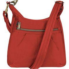 Travelon Anti-Theft Signature Top Zip Shoulder Bag, Cayenne, One Size Travelon http://www.amazon.com/dp/B00ICD5WKA/ref=cm_sw_r_pi_dp_y4V7vb0GBT421