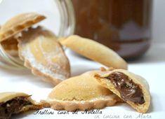 Frollini cuor di Nutella
