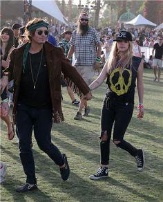 ashley benson coachella | Los mejores y peores looks del Festival de Coachella 2013 día 3 ...