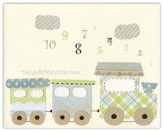 Baby room Nursery Decor Children Art owlThe by DesignByMaya, $17.00