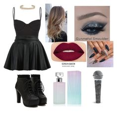 """""""Untitled #17"""" by denisebrione on Polyvore featuring Wildfox, Smashbox, Calvin Klein and Maison Margiela"""