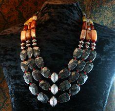 Moroccan necklace