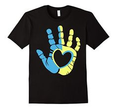 Down Syndrome Awareness T-Shirt - Male Small - Black Amazing Designs http://smile.amazon.com/dp/B016FAMRVI/ref=cm_sw_r_pi_dp_ePF5wb0DC68FQ