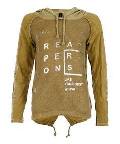 Be Great Sweat Mustard - Jenterommet Mustard, Hoodies, Sweaters, Black, Fashion, Moda, Sweatshirts, Black People, Fashion Styles