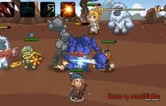 Pocket Heroes v2.0.0 (Hack Money) - apk android  It requires: 2.3  Description: It enters a world of epic fantasy now battle!  Pocket Heroes is a great game of roll strategy and in real time a team of elite of the heroes can here be raised each with its own surprising abilities and they take to them in frenetic battles in real time against monsters.  To introduce a Kingdom blocked in the battle where the swords firearms and shock magic. To carve a way through an endless number of monsters to…