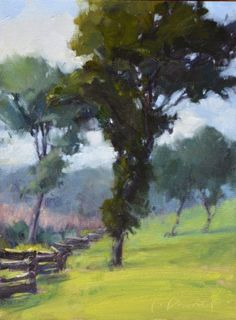 Leaning In and a new workshop for 2014, painting by artist Laurel Daniel