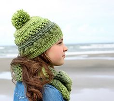 Ravelry: Into the Forest Beanie pattern by Lisa Seifert :: DoleValleyGirlKnits