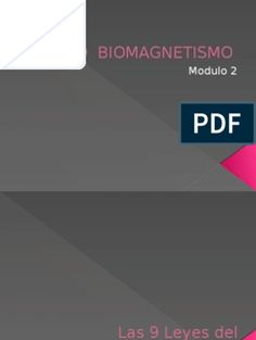 Cancer y Fenómeno Tumoral Magnet Therapy, Word Doc, Alternative Medicine, Reiki, Disorders, Modulo 2, Magnets, Cancer, Health Fitness