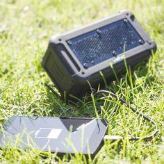 Fancy - Wireless Water Resistant Speaker/Charger by Veho