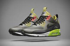 Nike Air Max 90 sneaker boots. Me gusta (: