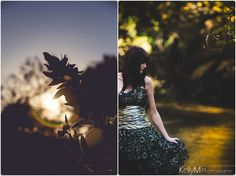 Portrait by the river Portraits, Outdoors, River, Concert, People, Dresses, Fashion, Gowns, Moda