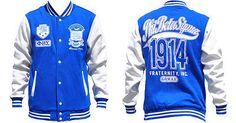 Phi Beta Sigma Fleece Jacket 1914