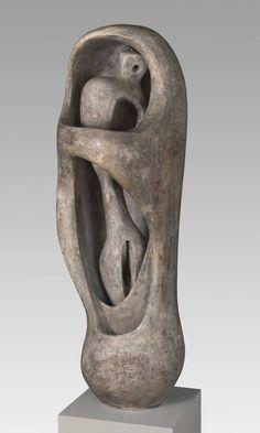 Henry Moore OM, CH, 'Upright Internal/External Form, 1952-3