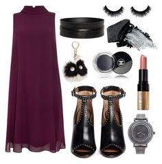By.ch by carolinahernndezjj on Polyvore featuring polyvore, fashion, style, Vince Camuto, Givenchy, Lane Bryant, Alexander McQueen, Kate Spade, Chanel, Gorgeous Cosmetics and Bobbi Brown Cosmetics