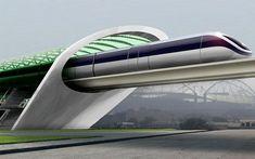 Le gouvernement américain s'intéresse à Hyperloop