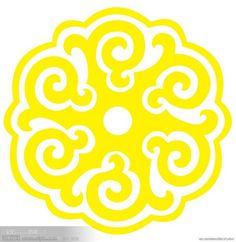 Казахский орнамент | Квиллинг узоры, Этнические узоры ...