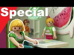 Playmobil deutsch - Pimp my PLAYMOBIL - Pool aus Müll basteln -  Kinder DIY - Family Stories - YouTube