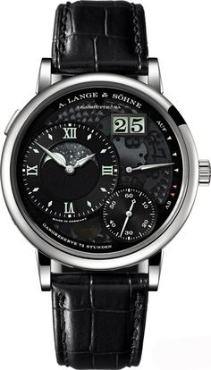 "A.Lange and Sohne 139.035 Grand Lange 1 Moon Phase ""Lumen"". #langeandsohne"