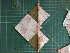 Vuelo de la oca patchwork 6