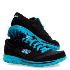 Skechers Womens Go Walk Baby Nylon Running Jogging Shoes