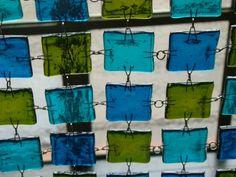 Cortinas(curtains), María Mercedes Deulofeu    .....wire loops....@Chelsea Rose Rose Rose Lee Haney