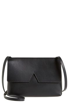 Vince 'Signature Collection - Small' Leather Crossbody Bag | Nordstrom