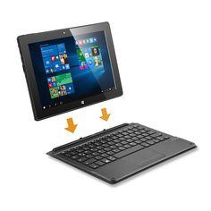 CSL Panther Tab 10 USB 3.1 inkl. Windows 10 Pro - 10.1: Amazon.de: Computer & Zubehör