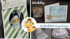 stempeltier stampin up workshop weihnachtliche verpackungen