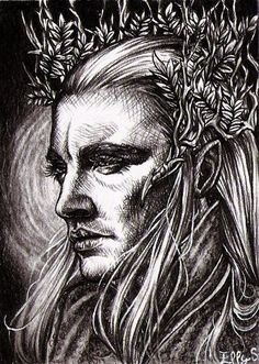 Tell me, Thranduil... by vvveverka.deviantart.com on @deviantART
