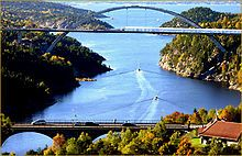 Svinesund Bridge - Wikipedia