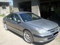 Gumtree: Mam do sprzedania pięknego i zadbanego Peugeota 607 2.2. HDI 16 V . Samochód w ciągłej eksploatacji, bogate wyposażenie m.in. -skórzana tapicerka, -parkotronik, -tempomat, -klimatronik dwustre