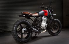 HONDA CBF250 ~ KEVILS ~ THE BIKE SHED